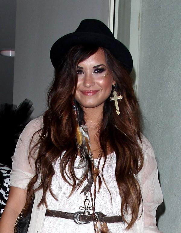 Demi Lovato Admits She Was A Poor Role Model