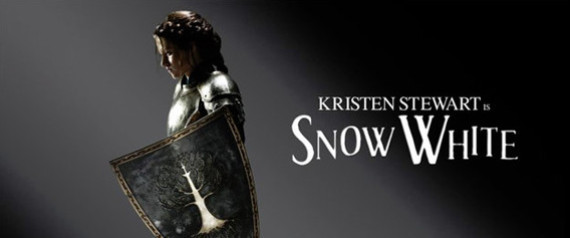 First Look: Kristen Stewart In 'Snow White And The Huntsman'
