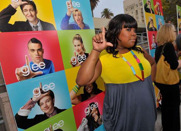 Amber Riley To Be Axed From Glee?