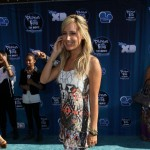 Ashley Tisdale Hits The Red Carpet