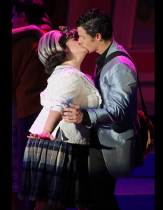 Nick Jonas Kisses 38-Year-Old