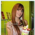 Disney Star Bella Thorne Hosts The Grand Opening of YoBlendz