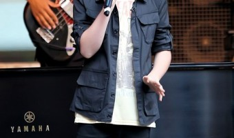 Greyson Chance Performs On Fox & Friends Today