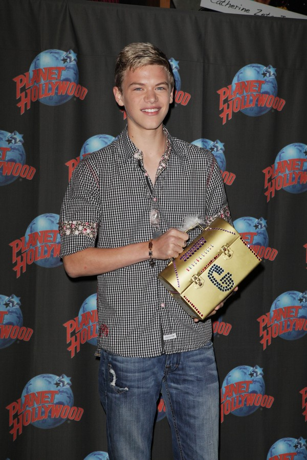Kenton Duty Promotes His Disney Channel Comedy Series 'Shake It Up!'