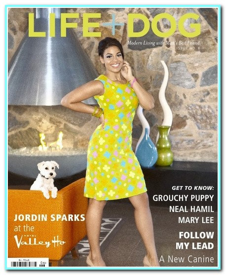 Jordin Sparks Covers 'Life + Dog'