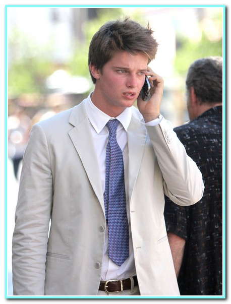 Patrick Schwarzenegger Wants a Movie Career