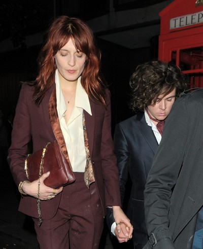 Florence Welch Was Drunk When She Began Album