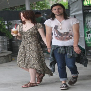 Frances Bean Cobain Engaged To Isaiah Silva