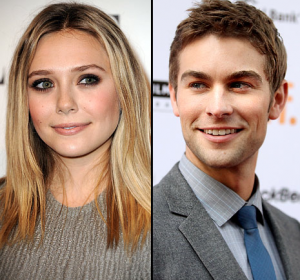 Elizabeth Olsen Make-Out with Chace Crawford