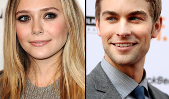 Elizabeth Olsen Talks Chace Crawford Make-Out