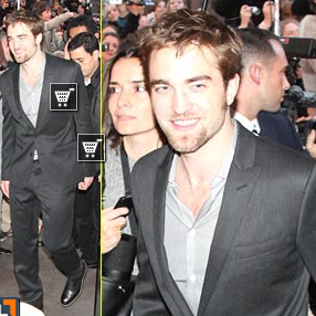 Robert Pattinson Shaves Beard