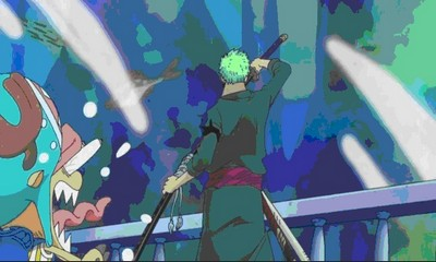 Anime Review: One Piece Episode 523 'The Man Who Protected The Sunny'