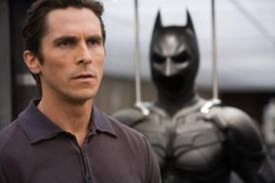 The Dark Night Rises; The Unmasking of Christian Bale