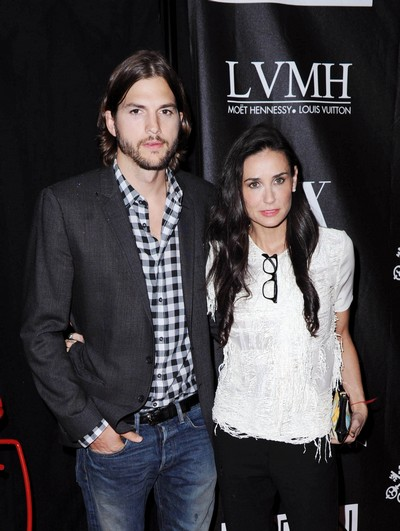 Demi Moore Has Had Enough She Is Divorcing Ashton Kutcher