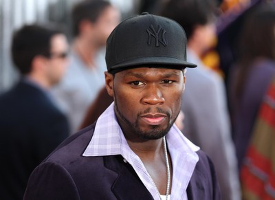 50 Cent's New Anti-Bullying Book - 'Playground'