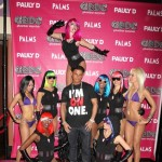 Jersey Shore's DJ Pauly D Hosts Ghostbar Dayclub in Las Vegas (Photos)