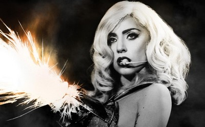 Lady Gaga's A Very Gaga Holiday EP Released Today