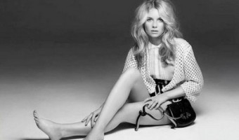 Kate Moss' 13 Year Old Sister Lottie Moss Has Made Her Modelling Debut (Photos)