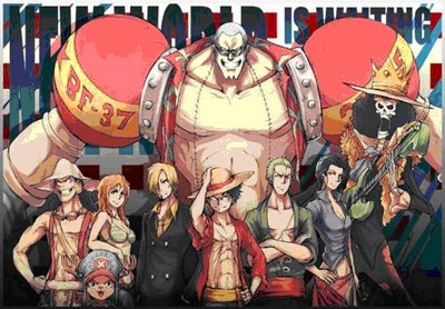 One Piece New World Arc Movie in the Making