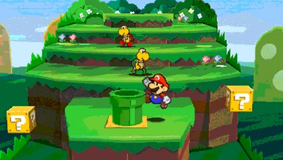 Game Preview: Paper Mario 3DS