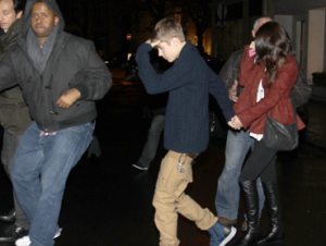 Justin Bieber and Selena Gomez Stay in Paris