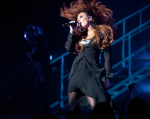 Demi Lovato Kicks Off Tour in Detroit