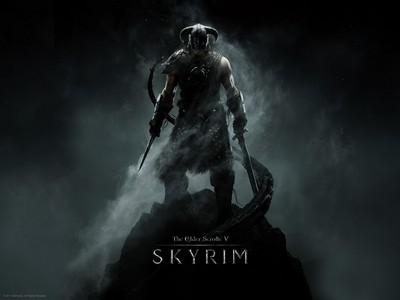 Skyrim for the Xbox 360