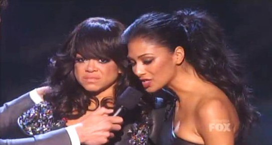 Stacy Francis 'Amazing Grace' Bottom Two - X Factor Performance Video 11/17/11