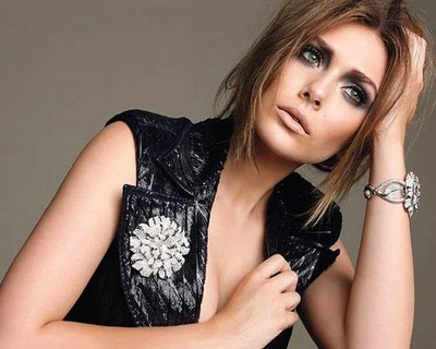Elizabeth Olsen In Marie Claire December 2011 Issue (Photos)
