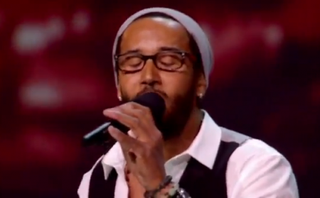 LeRoy Bell 'Don't Let Me Down' – X Factor Performance Video 11/23/11