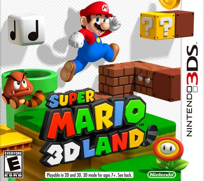 Game Review: Super Mario 3D Land