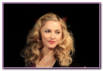 Madonna Refused To Shave Her Underarms