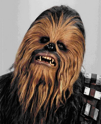 Chewbacca's Secret Talent