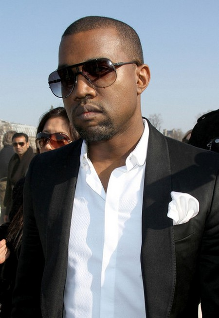 Kanye West Deserts USA For Britain