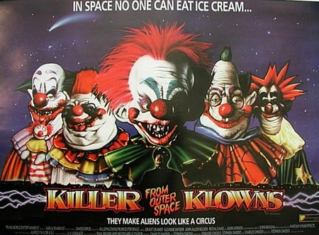 Return of the Killer Klowns from Outer Space