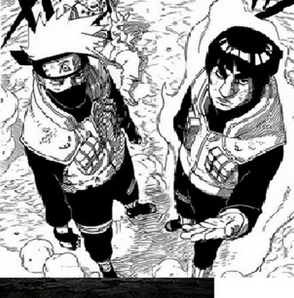 Manga Review: Naruto Chapter 566 'Eyes & Beasts'