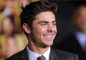 Zac Efron at Premiere of New Year's Eve