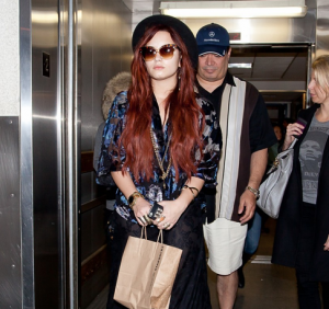 Demi Lovato Teams Up with Kelly Clarkson