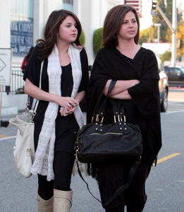 Selena Gomez's Mom Suffers Miscarraige, Cancels Shows