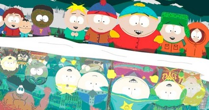 The Revealing of a New South Park RPG
