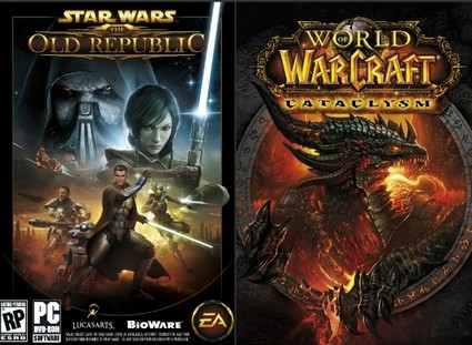 Will Star Wars: The Old Republic Overtake World of Warcraft?