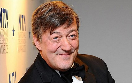 Stephen Fry's Gross Prep For The Hobbit Role