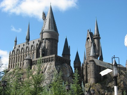 Harry Potter Amusement Park coming to Hollywood