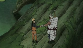 Anime Review: Naruto Shippuden Episode 245 'The Next Challenge! Naruto vs. The Nine Tails'