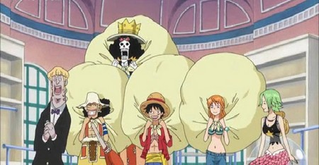 Anime Review One Piece Episode 530 Fishman Islands King4