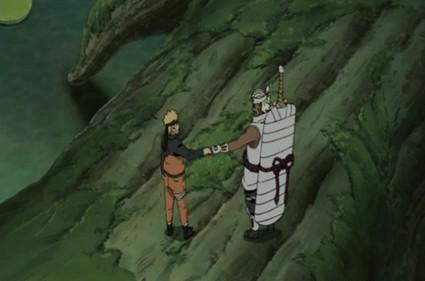 Anime Review: Naruto Shippuden Episode 245 'The Next Challenge! Naruto vs. The Nine Tails'