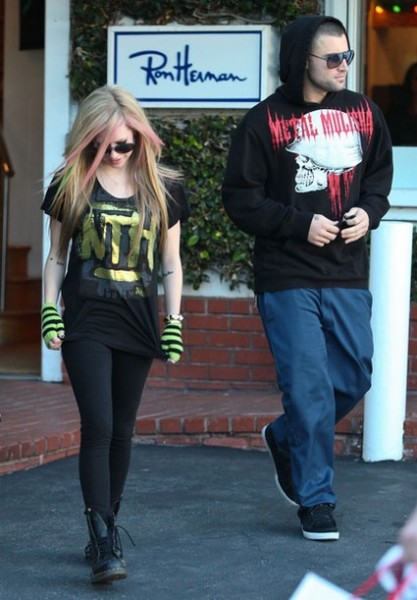 Avril Lavigne and Brody Jenner Have Split Up!