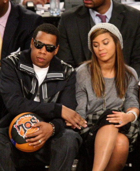 Blue Ivy Leaves The Hospital Along With Her Parents