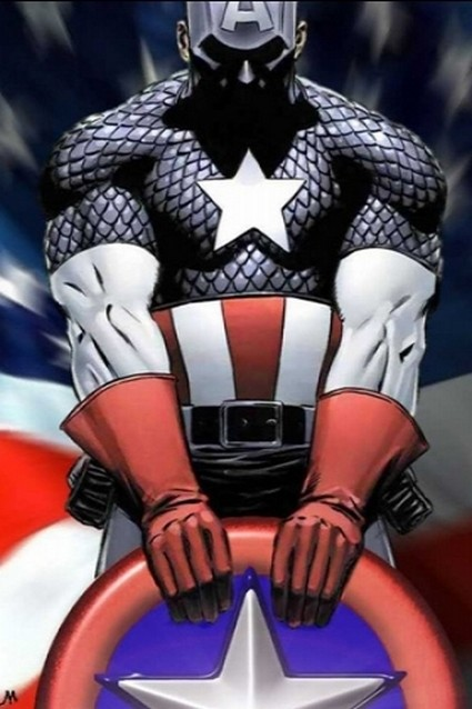 Captain America 2 To Shoot in 2012