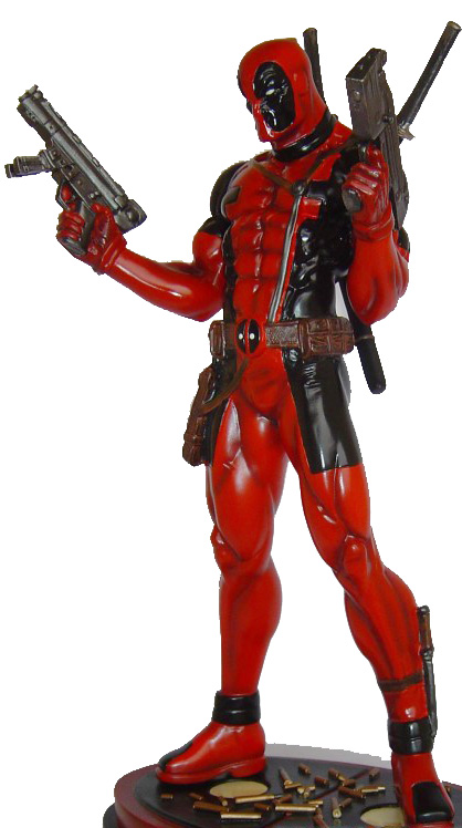 Test Footage Shot for Deadpool Movie?
